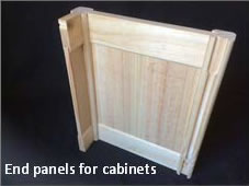 End Panels For Cabinets